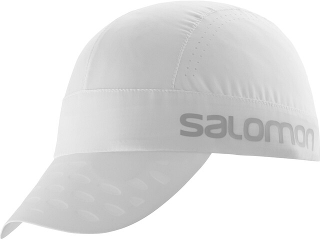 Salomon Race Cap white